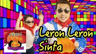 Leron Leron Sinta | Pinoy Babies and Kids Channel?? | FILIPINO CHILDREN NURSERY RHYME SONG