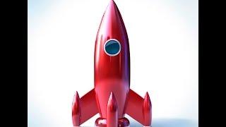 Эксперименты с гремучим газом. Запуск ''ракеты''.
