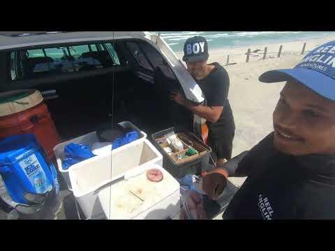 Fishing False Bay, Broken Road In Cape Town