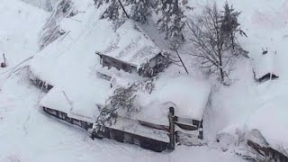 Dozens Missing After Avalanche At Ski Resort Hotel