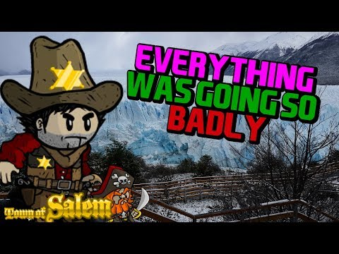 EVERYTHING WAS GOING SO BADLY | Town of Salem Mafia Returns