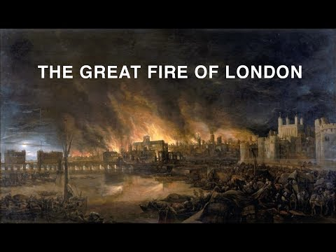 The Classic Tour TV Guide to The Great Fire Of London - The Classic Tour Bus