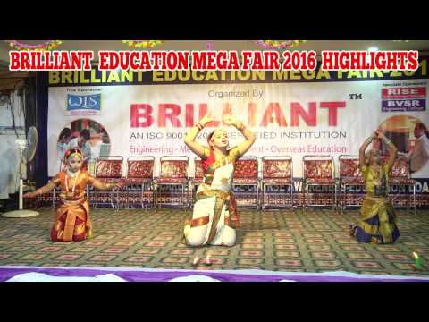 Brilliant Education Mega fair 2016