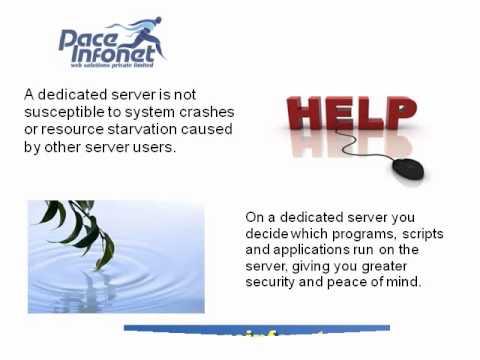 Advantages of Dedicated Server Hosting