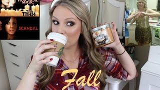 Fall Favorites Tag!