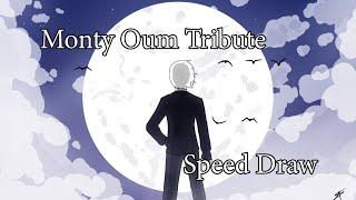 Monty Oum Tribute - Speed Draw