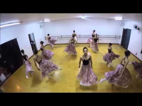 Cia Allegro- Chamamezeiro mesmo- Allegro Estúdio de Dança