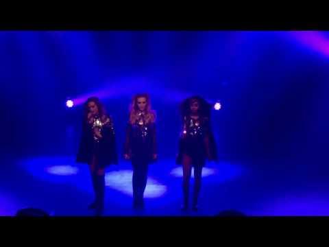 Little Mix - Secret Love Song, Pt. II - Get Weird Tour Malaysia 21.05.16
