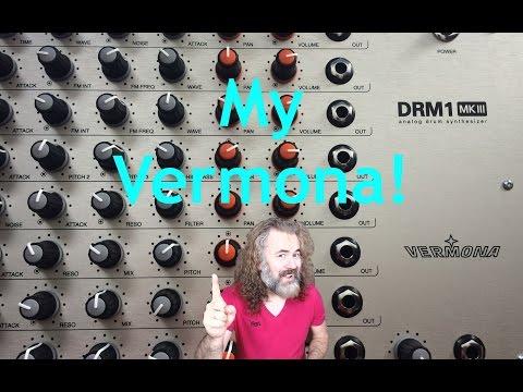 Exploring the Vermona DRM1 MKIII