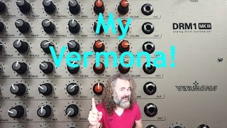 Exploring the Vermona DRM1 MKIII