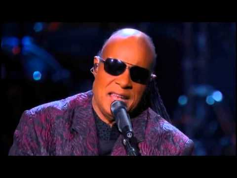 Stevie Wonder with Bill Withers  Aint No Sunshine