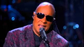 Stevie Wonder with Bill Withers - Ain