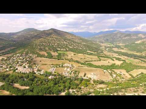 Alpes de Haute-Provence full hd 4k Phantom 3 Pro