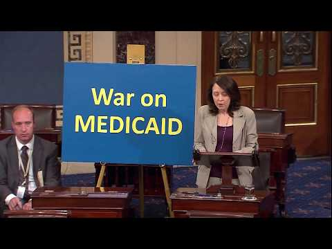 Cantwell Offers Measure to Protect Medicaid, Including Apple Health, from Devastating Cuts