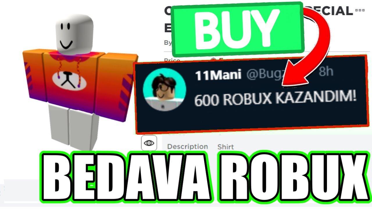 ROBLOX ROBUX VEREN GİZEMLİ KIYAFET!! (Satın Aldıktan Sonra Robux Veriyor)