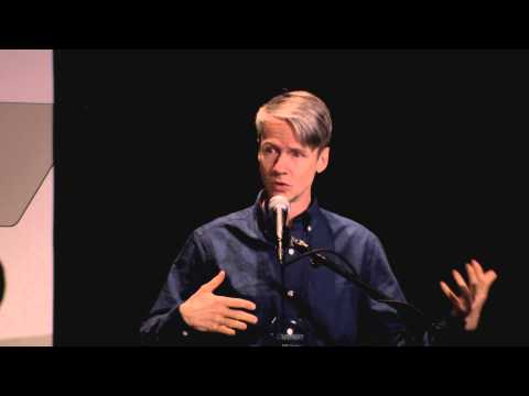John Cameron Mitchell at Outfest Los Angeles 2015
