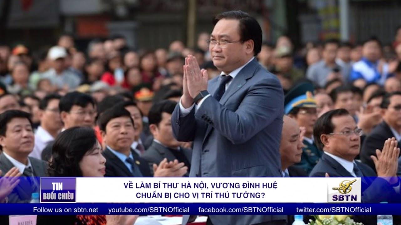 Về làm bí thư Hà Nội, Vương Đình Huệ chuẩn bị cho vị trí thủ tướng?