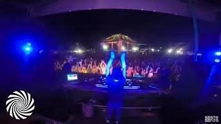 Sesto Sento Live at Liquid Sky 2015 , Brazil