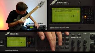 Axe-FX II Tutorial (en): Heavy Metal Sound