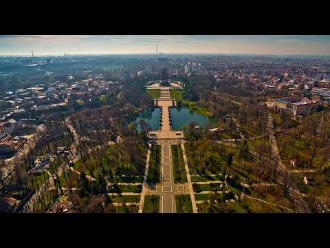 Carol Parc - Bucharest by Drone
