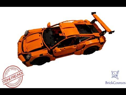 Folge 13 - Lego Technic Porsche 911 GT3 RS 42056