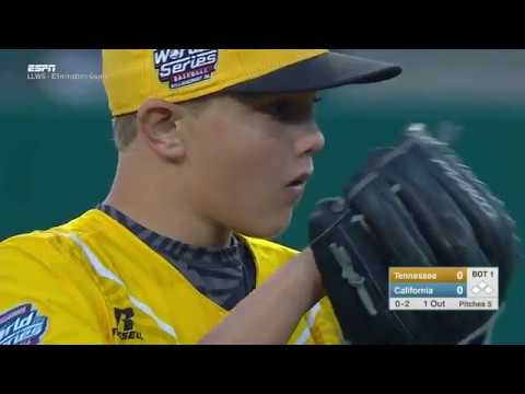 LLBWS 2016 - Game 20  - SE vs W   Goodlettsville Tennessee vs  Chula Vista California - #LLWS16