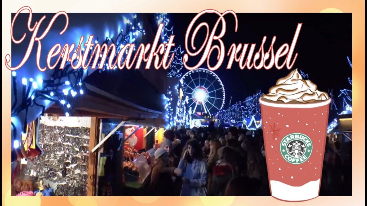 Kerstmarkt Brussel 26 November 2016 Barbara Ellen Youtube