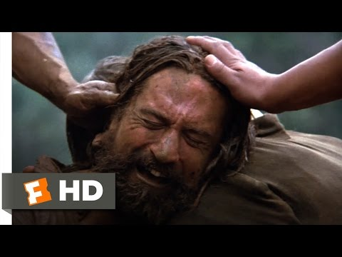 The Mission (1986) - Accepted by the Tribe Scene (4/9) | Movieclips