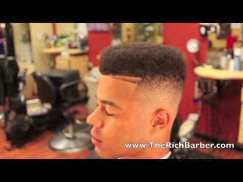 How To: High Top Fade | By: Chuka The Barber