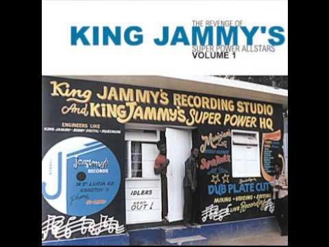 KING JAMMYS @ SPANISH TOWN 1988