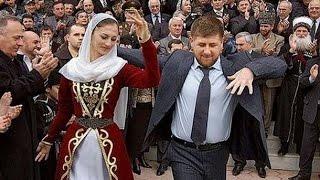 Настоящая кавказская свадьба племянника Рамзана Кадырова.