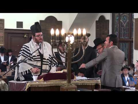 Yom Kippur Katan With Cantor Yaakov Rosenfeld & Moty Boyer