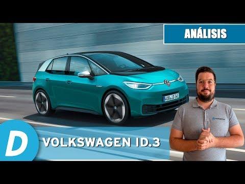 Volkswagen ID.3: ¿un Golf eléctrico mejor que Tesla Model 3? | Coche eléctrico | Presentación