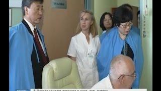 Китайская делегация побывала в Центре травматологии и чебоксарском детском саду