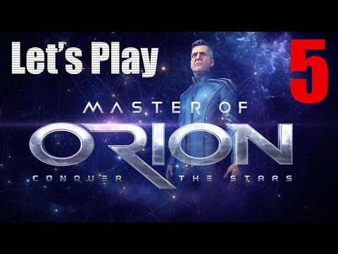Master of Orion 2016 - Part 5 - Galactic Council