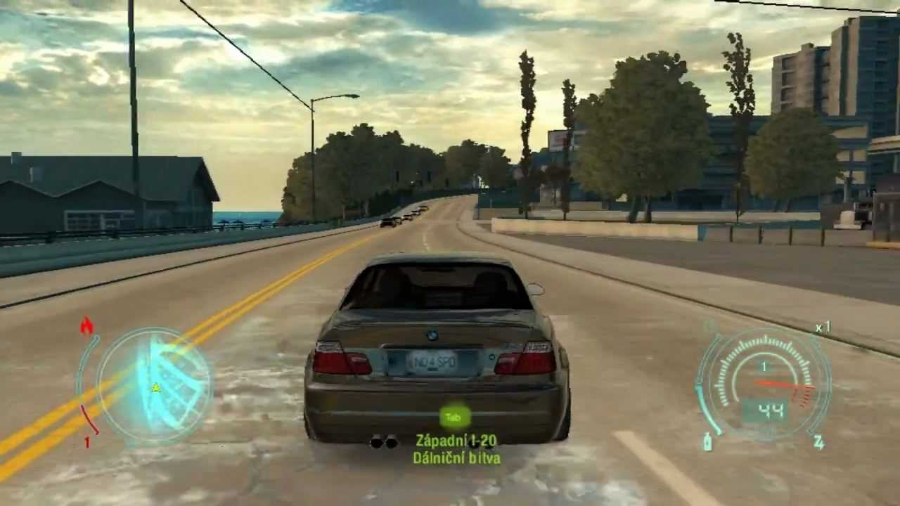 NFS Undercover Low Setting PC - YouTube