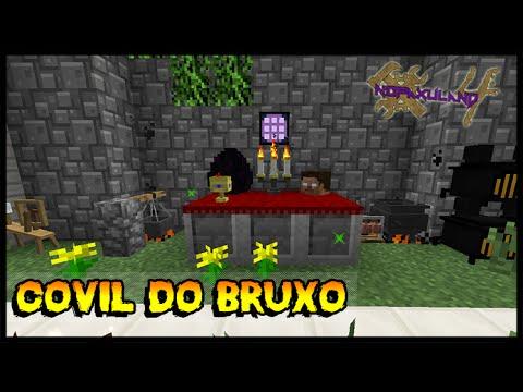 Covil do Bruxo (Altar Bolado) - Nofaxuland 4 #87 (Minecraft + Mods 1.7.10)
