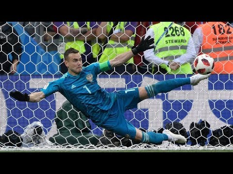 Best Goalkeeper Saves - World Cup 2018 Russia HD