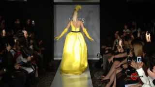 Victor de Souza - Fall/Winter 2013 Collection Runway Couture Fashion Show