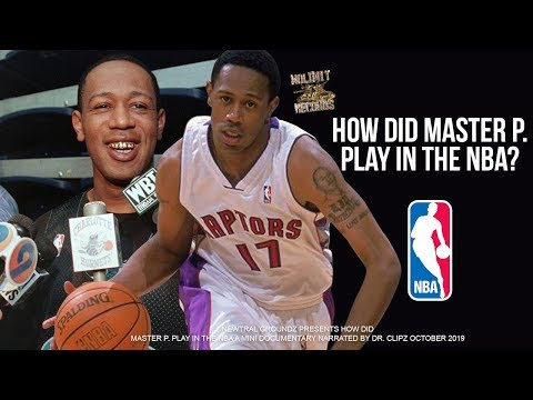 How Did Master P. Make It To The NBA?
