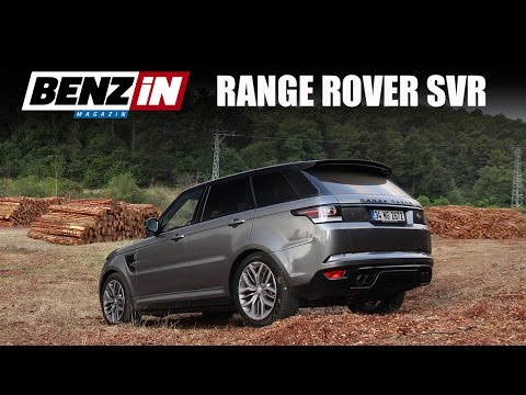 range rover sport svr test s r benzin tv 2016 youtube. Black Bedroom Furniture Sets. Home Design Ideas