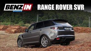 Range Rover Sport SVR test sürüşü - Benzin TV 2016