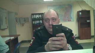 Полиция  по-крысячи травит газом граждан или Питерские