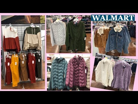 WALMART Huge Fall/Winter Sweater And Jacket Collection 2019  New Finds At Walmart