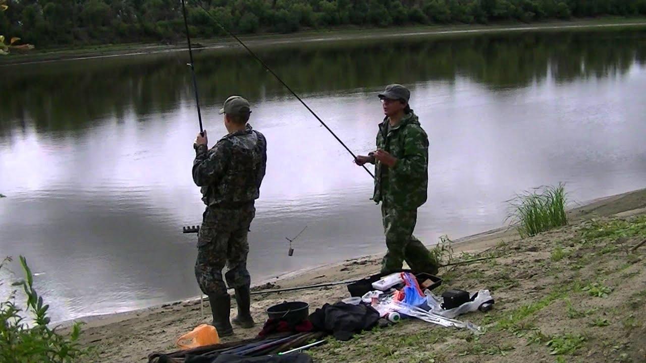 рыбалка в городе костанай