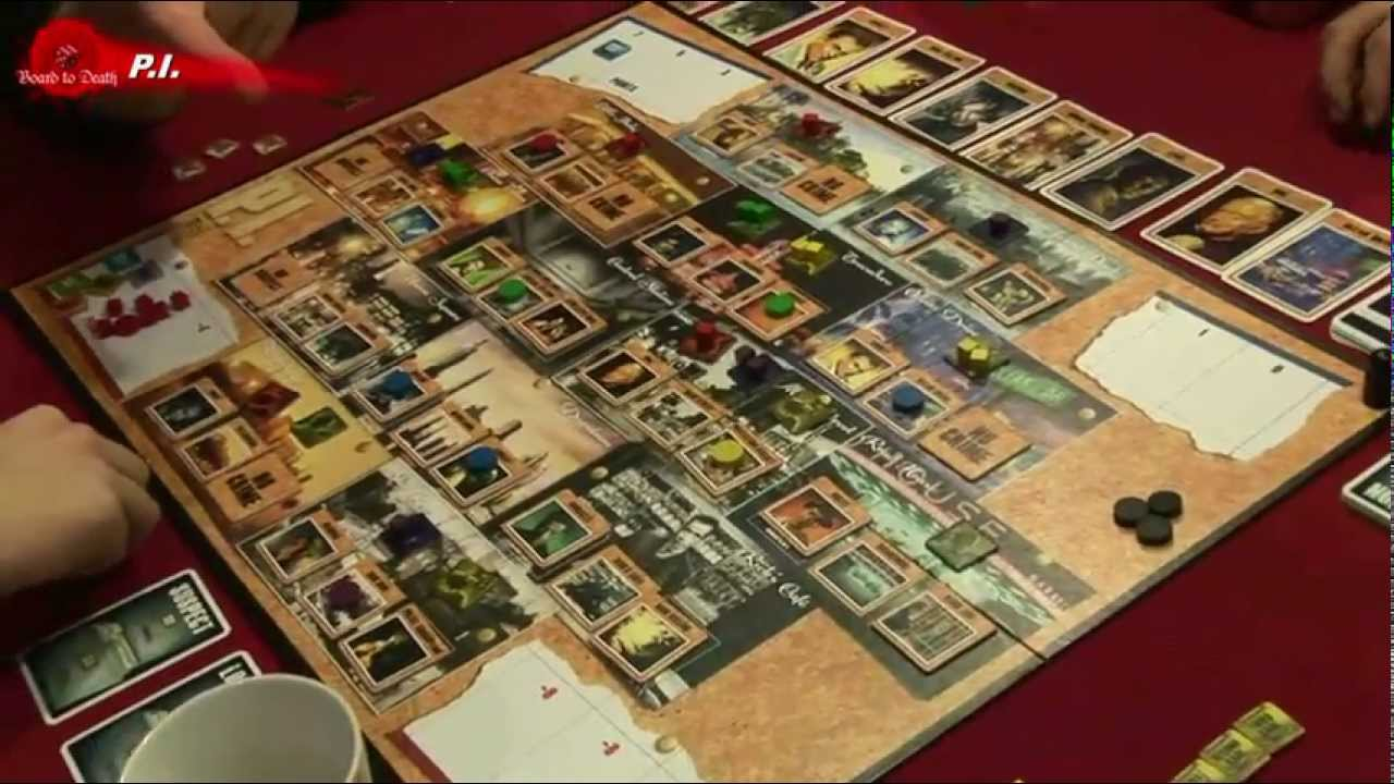 PI Board Game Video Review - YouTube