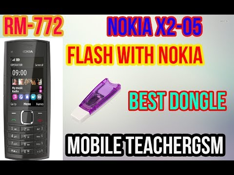 Nokia X2-05 Flash With Infinity Best Dongle