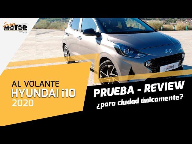 Al volante del Hyundai i10 2020 / Opiniones del Hyundai i10 / SuperMotor.Online / T5 - E21