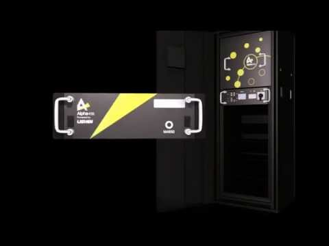 Alpha-ESS Energy Storage Systems with Li-ion batteries