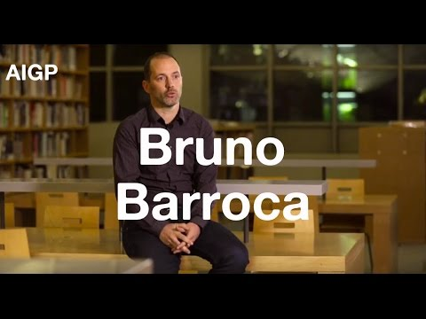 Interview de Bruno Barroca. Colloque résilience - AIGP